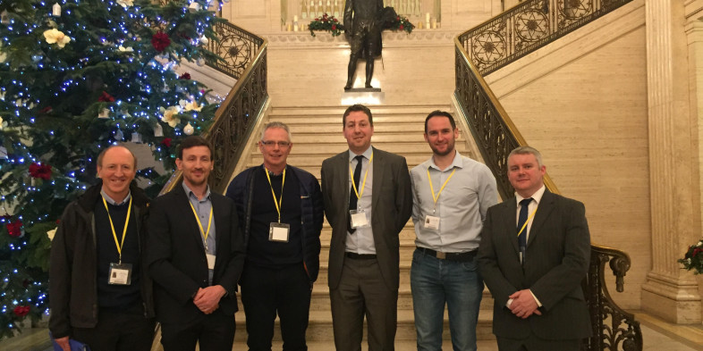 NI Sports Forum lead delegation to meet Education Committee