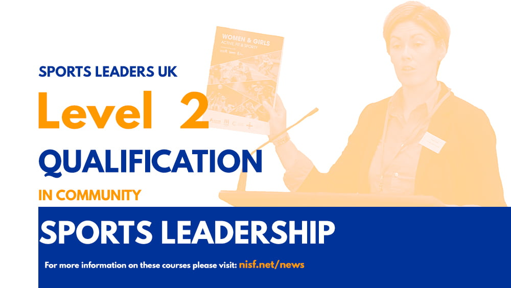 Welcome to Sports Leaders UK